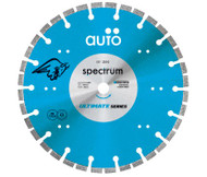 ZX10 Auto Ultimate Universal/Hard Diamond Blade