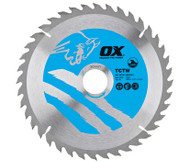 OX TCT Wood Cutting Circular Saw Blade