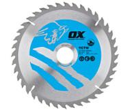 OX TCT Wood Cutting Circular Saw Blade