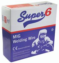 SWP Super6 SG2 Mild Steel Mig Wire (15kg)