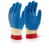Click Kevlar Latex Gloves With Full Cuff (Large)