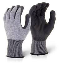 Click PU Coated Cut 5 Glove