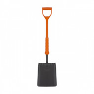 Birkdale Fully Insulated Solid Forged Square Mouth Shovel