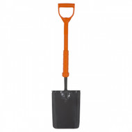 Birkdale Taper Mouth Shovel Fully Insulated Solid Forged