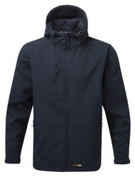 Holkham 234 Hooded Softshell Jacket