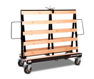 LoadAll, Mobile Plasterboard Trolley - 756 x 2100 x 1550mm
