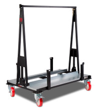 LoadAll, Mobile Plasterboard Trolley - 730 x 1250 x 1410mm