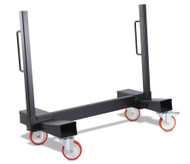 LoadAll, Mobile Plasterboard Trolley -  550 x 1350 x 1130mm