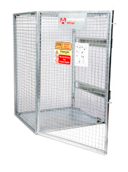 TuffCage - Folding, One Piece Gas Cage
