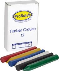 Timber Crayons (Box Of 12)