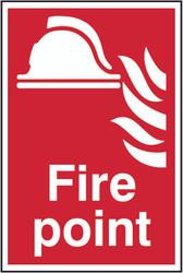 Fire Point (200 x 300mm)