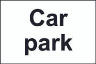 Car Park Sign (200 x 300mm)
