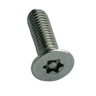 6-Lobe Pin Countersunk Machine Screw A2 Stainless (Box Of 100)