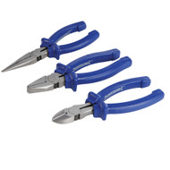 Silverline Pliers Set 3pce 160mm