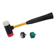 4-in-1 Multi-Head Hammer 37mm Dia Face