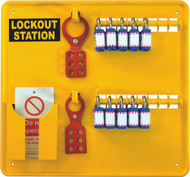 10 Station Lockout Starter Kit