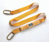 Stirling Energy Absorbing Lanyard