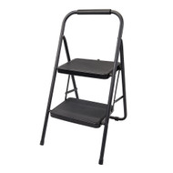 Silverline Step Ladder 430mm 2-Tread