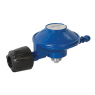 Butane Gas Regulator (Campingaz-Type) 29mbar
