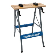 Silverline Portable Workbench 100kg