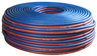 Blue/Red Twin Oxygen/Acetylene Hose (100m Roll)