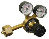Single Entry 3g  CO2 4 bar Regulator (Female Fitting)