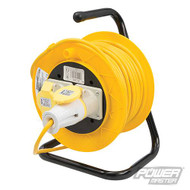 Power Master 25m 1.5mm Cable Reel 110V