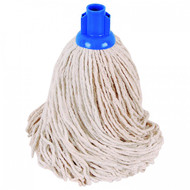 Blue Socket Socket Mop Head