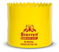 Starrett Fast Cut Bi Metal Hole Saw