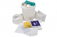 50 Ltr Oil Spill Kit In A Bucket