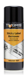 Tygris Sticky Label Remover R267 400ml