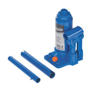 Silverline 4 Tonne Hydraulic Bottle Jack