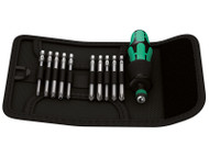 Wera Kraftform Kompakt 41 Screwdriver Bit Holding Set of 11