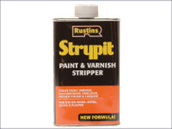 Rustins Strypit Paint & Varnish Stripper 1 Litre