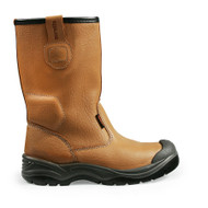 Scruffs Gravity Rigger Safety Boots - Tan