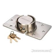 Silverline Heavy Duty Van Lock & Hasp