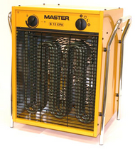 MASTER 9kw Electric Fan Heater (415v)