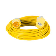 Defender 110V 16A 1.5mm Cable 25M Extension Lead