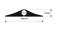 Vulcascot CP1 Rubber Cable Protector (9 Metre Length)