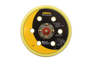 "Mirka Backing Pad 150mm 5/16"" PSA 6 Hole"