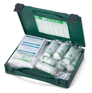 Click 10 Person Boxed First Aid Kit
