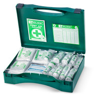 Click 50 Person Boxed First Aid Kit