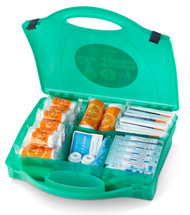 Click 50 Person Trader First Aid Kit