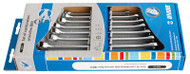 Set of 8 - 19mm Combination Wrenches IBEX In Carton Box