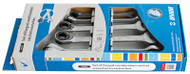 Set of 8 - 19mm Forged Combination Ratchet Wrenches In Carton Box