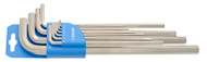 Unior Set of 1.5 - 12mm Hexagon Wrenches, Long Type