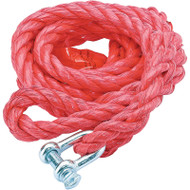 Draper 4000kg Capacity Tow Rope With Flag