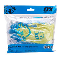 Ox Poly Bag PPE Safety Kit