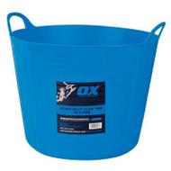 Ox Pro 73l Heavy Duty Flexi Tub