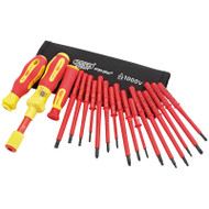 Draper Expert 19 Piece Interchangeable Torque Screwdriver Set